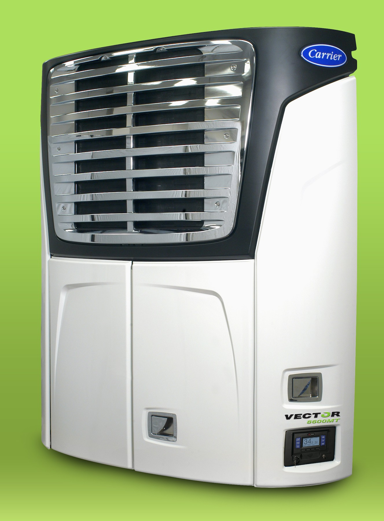 Temp Cooling Units : Carrier introduces hybrid vector multi temperature fridge