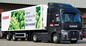XPO Logistics will manage Iceland's 450 temperature-controlled trailers and 320 tractors