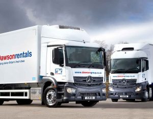 Temperature-controlled trucks and vans are a classic option for rental, leasing or outright purchase
