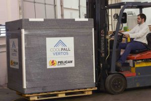 Pelican BioThermal has expanded manufacturing capability in the US to support production of single-use temperature-controlled shippers