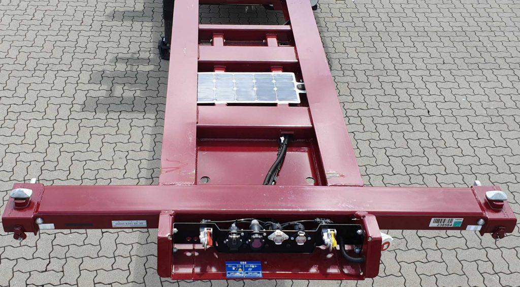 Thermo King gensets and solar panels for B&H Logistik | www